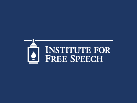 Institute for Free Speech Letter to U.S. House Administration Committee on H.R. 1's Harms to Speech and Assembly Rights